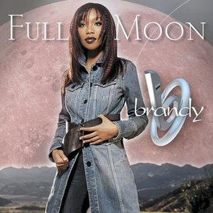 Full Moon (Brandy song) - Image: Fullmoonsingle
