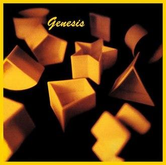 Genesis (Genesis album) - Image: Genesis 83
