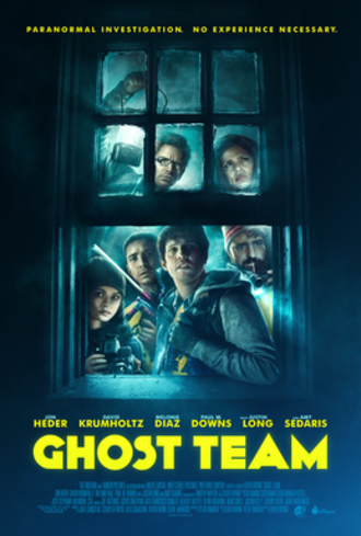 Ghost Team - Theatrical release poster