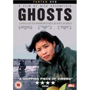 Ghosts (2006 film) - DVD cover