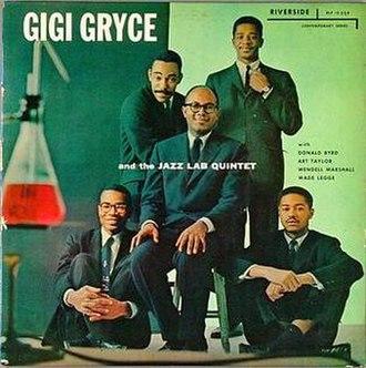 Gigi Gryce and the Jazz Lab Quintet - Image: Gigi Gryce and the Jazz Lab Quintet