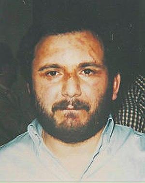 Giovanni Brusca - Mafia boss Giovanni Brusca