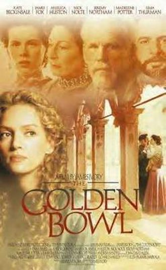 The Golden Bowl (film) - Original poster
