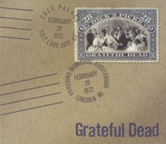 Dick's Picks Volume 28 - Image: Grateful Dead Dick's Picks Volume 28