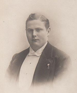Prince Gustav of Denmark