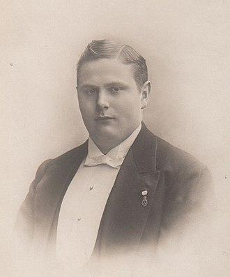 Prince Gustav of Denmark - Image: Gustav Denmark