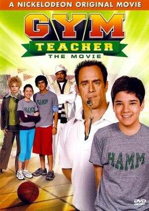 Gym Teacher: The Movie - Image: Gym Teacher The Movie DVD Cover