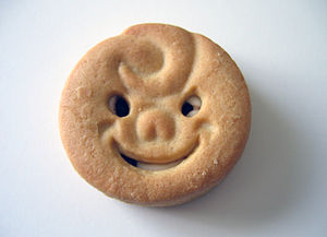 Happy Faces Biscuit