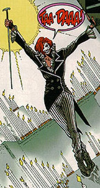 Harlequin (comics) - Image: Harlequin Molly 2