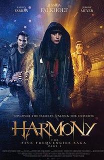 <i>Harmony</i> (2018 film) 2018 Australian film