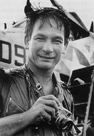 Henri Huet - Henri Huet covering the Vietnam War.
