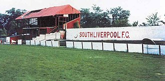 South Liverpool F.C. - Image: Holly Park South Liverpool