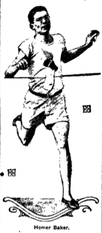 Homer Baker - Image: Homer Baker pic 190102