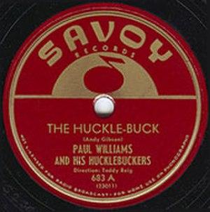 The Hucklebuck - Image: Hucklebuck