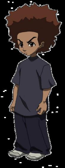 fe0572f29 Huey Freeman - Huey Freeman as he appears in the first season of television  series.