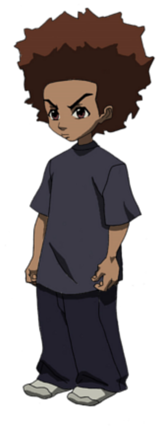 Huey Freeman - Huey Freeman as he appears in the first season of television series.