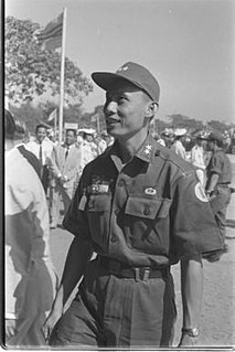 Nguyễn Hữu Có Brigadier General, Army of the Republic of Vietnam