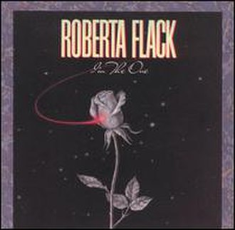 I'm the One (Roberta Flack album) - Image: I'm the one (album cover)