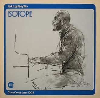 Isotope (album) - Image: Isotope (album)