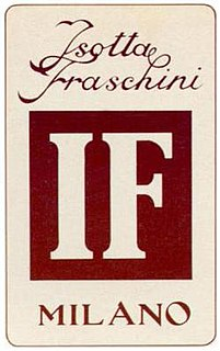 Isotta Fraschini automotive and engine manufacturer