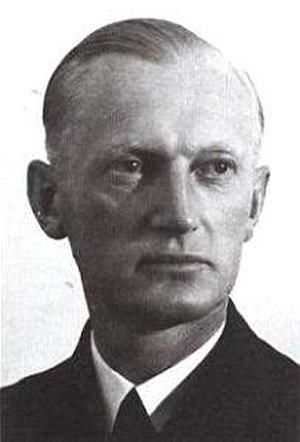 Karl-Jesko von Puttkamer - Puttkamer in 1943
