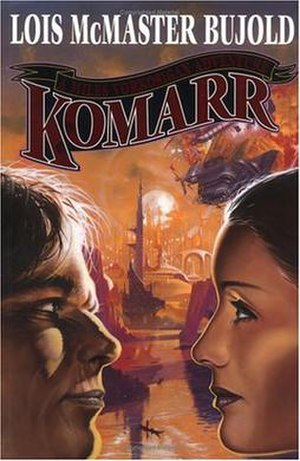 Komarr - Cover of the first edition