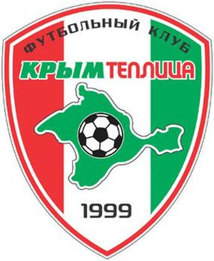 FC Krymteplytsia Molodizhne - Club Emblem
