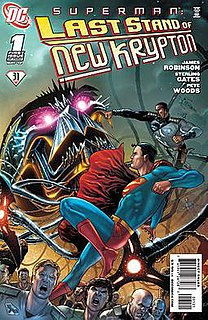 <i>Superman: Last Stand of New Krypton</i>