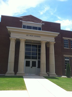 Lee High School (Huntsville, Alabama) - Lee High School-August 2012