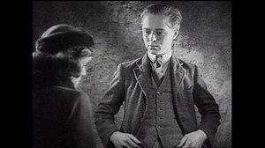 Jimmy Hanley - Hanley as Leonard Parry in Little Friend (1934)