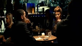 Like U Like - Kimberley Walsh and Aggro Santos during their speed dating.