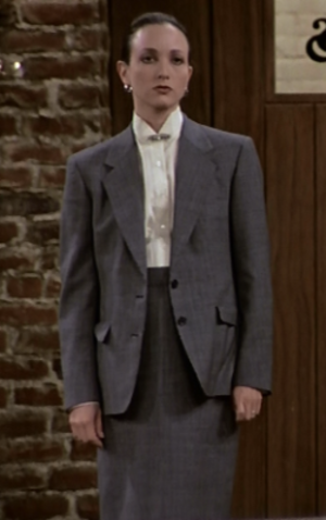 """Lilith Sternin - from the Cheers episode """"Sisterly Love"""" (episode 167, 1989)"""