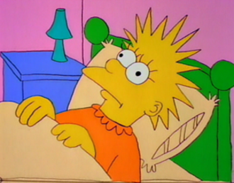 Lisa Simpson - Image: Lisa Good Night