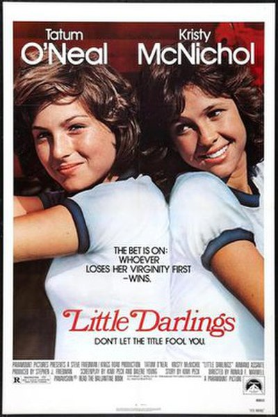 Picture of a movie: Little Darlings