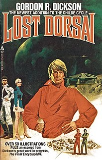 <i>Lost Dorsai</i> (short story collection) book by Gordon R. Dickson