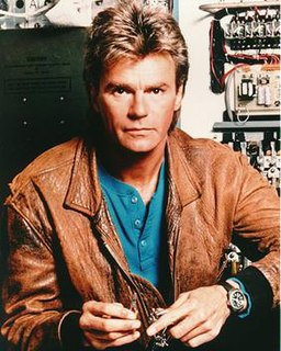 MacGyver Fictional character
