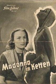 <i>Madonna in Chains</i> 1949 film