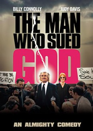 The Man Who Sued God - Theatrical film poster