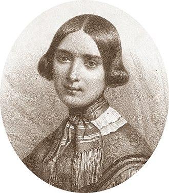 "Hector Berlioz - Marie (""Camille"") Moke, later Pleyel"