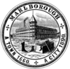 Official seal of Marlborough, Massachusetts