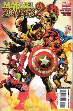 Marvel Zombies 2 Wikipedia