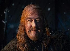 Esgaroth - Master of Lake-town, played by Stephen Fry in Peter Jackson's The Desolation of Smaug