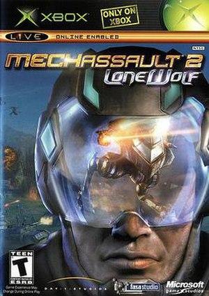 MechAssault 2: Lone Wolf - Image: Mechassaultlonewolfc over
