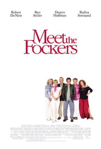 Meet the Fockers - Theatrical release poster