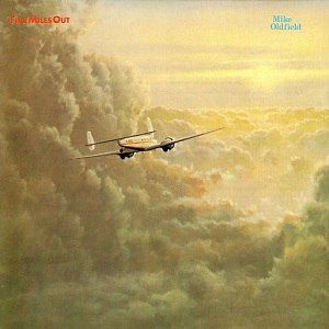 Five Miles Out - Image: Mike oldfield five miles out album cover