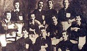 William McCrum - Image: Milford Everton FC