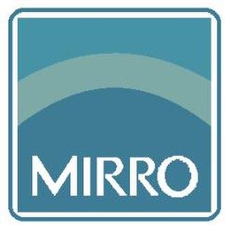 Mirro Aluminum Company - Image: Mirro Logo 2