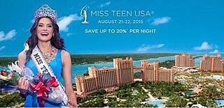 Miss Teen USA 2015