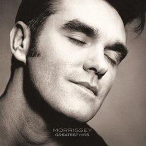 Greatest Hits (Morrissey album) - Image: Morrissey greatest hits packshot