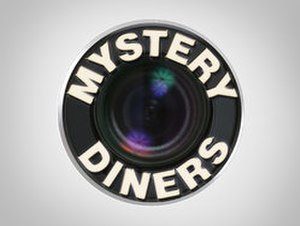 Mystery Diners - Image: Mystery Diners logo